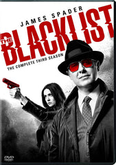 The Blacklist - The Complete Season 3