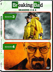 Breaking Bad - Season 3 & 4 (Boxset)