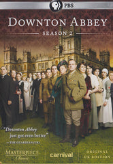 Downton Abbey - Season 2 (Masterpiece)