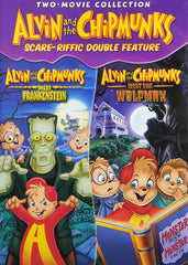 Alvin and the Chipmunks Scare-riffic: Meet Frankenstein / Meet The Wolfman (2-Movie Collection)