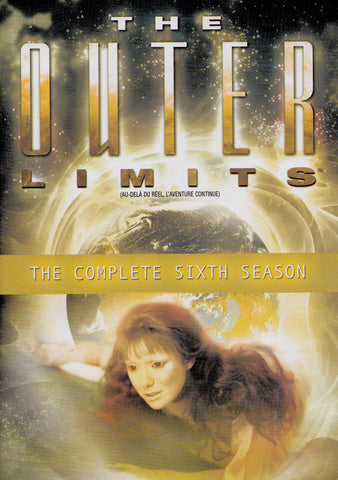 The Outer Limits - The Complete Season 6 (Bilingual) (Keepcase) DVD Movie