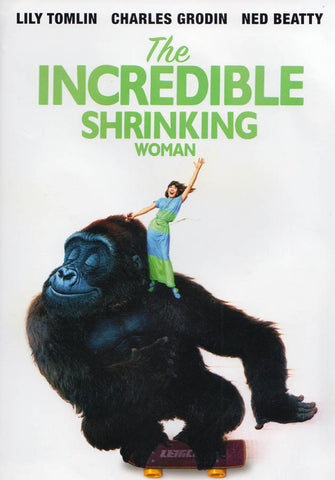 The Incredible Shrinking Woman DVD Movie