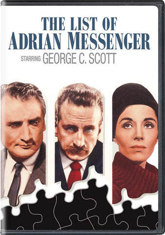 The List of Adrian Messenger DVD Movie