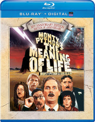 Monty Python s - The Meaning Of Life (30th Anniversary Edition) (Blu-ray) (Bilingual)