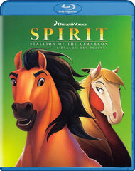 Spirit - Stallion of the Cimaron (Blu-ray) (Bilingual)