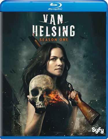 Van Helsing - Season 1 (Blu-ray) BLU-RAY Movie
