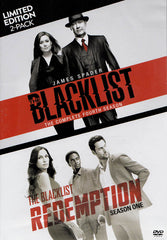 The Blacklist: Season 4 / Blacklist Redemption: Season 1 (Limited Edition 2-Pack) (Boxset)