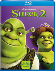 Shrek 2 (Blu-ray) (Bilingual)
