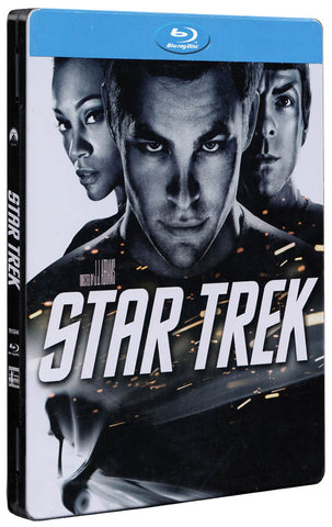 Star Trek (Steelbook) (Blu-ray) BLU-RAY Movie
