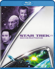 Star Trek VII - Generations (Paramount) (Blu-ray)