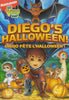 Go Diego Go!: Diego's Halloween (Bilingual) DVD Movie