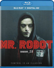 Mr. Robot: Season 2 (Blu-ray + Digital HD) (Blu-ray)