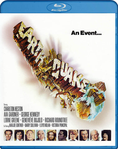 Earthquake (Blu-ray) BLU-RAY Movie