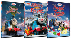 Thomas And Friends (Christmas Carol / Santa s Little Engine / Tinsel on the Tracks) (3-Pack)(Boxset)