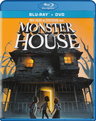 Monster House (Blu-ray + DVD) (Blu-ray)