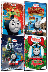 Thomas and Friends - Christmas Holiday Collection vol 1 (4-pack) (Boxset)