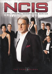 NCIS - Naval Criminal Investigative Service (The Third (3) Season) (Boxset)