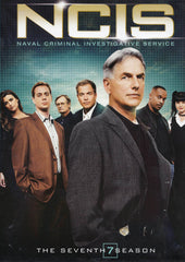 NCIS - Naval Criminal Investigative Service (The Seventh (7) Season) (Keepcase)