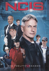 NCIS - Naval Criminal Investigative Service (The Twelfth (12) Season) (Keepcase)