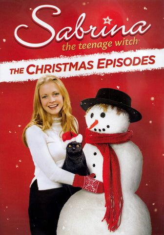 Sabrina, The Teenage Witch: The Christmas Episodes DVD Movie