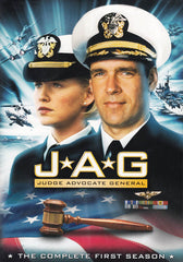JAG (Judge Advocate General) - The Complete First Season (Boxset)