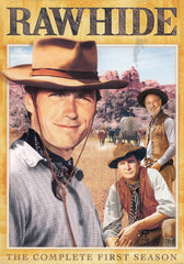 Rawhide - The Complete First Season (Boxset)