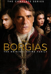 The Borgias : The Complete Series (Boxset)