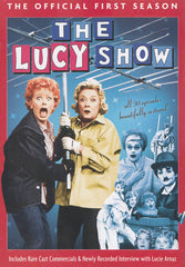 The Lucy Show : The Official First Season
