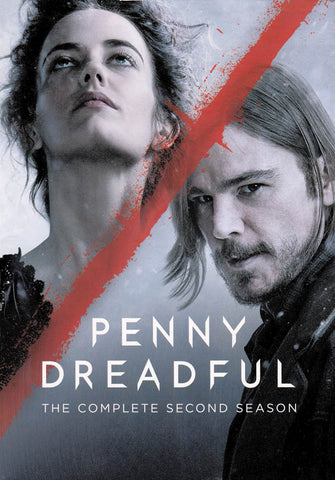 Penny Dreadful - The Complete Season 2 DVD Movie
