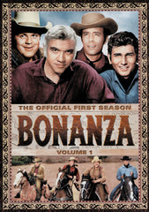 Bonanza (The Official (1) First Season / Volume 1) (Keepcase)