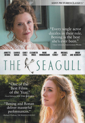 The Seagull DVD Movie
