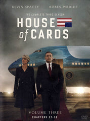 House of Cards - The Complete Season 3 : Volume 3 (Boxset)
