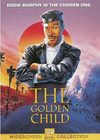 The Golden Child DVD Movie