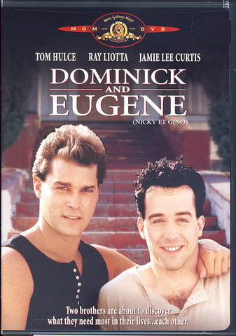 Dominick And Eugene(MGM) (Bilingual) DVD Movie
