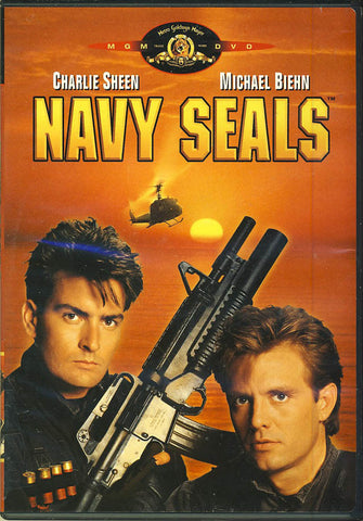 Navy Seals DVD Movie