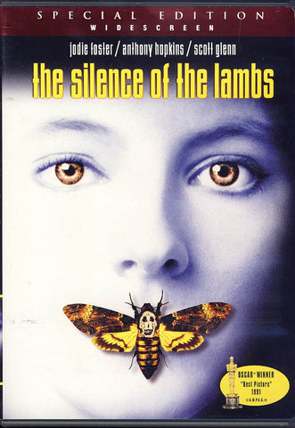 Le silence des agneaux (Widescreen Special Edition) DVD Movie