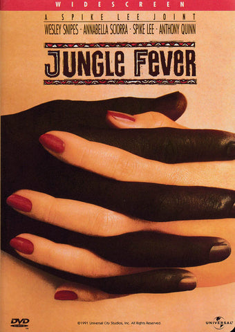 Jungle Fever (écran large) DVD Film
