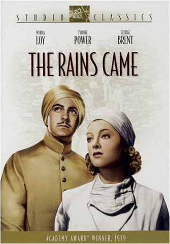The Rains Came DVD Movie