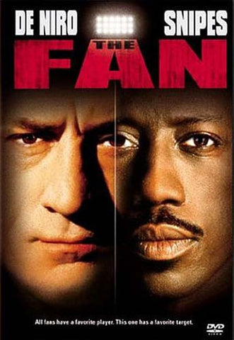 The Fan DVD Movie
