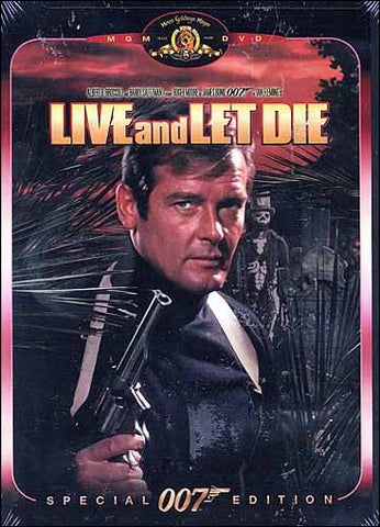 Live And Let Die (Special Edition) (MGM) (James Bond) DVD Movie