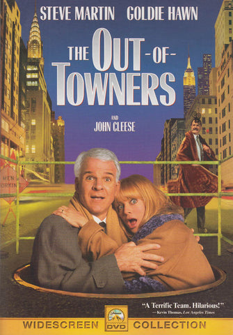 The Out Of Towners (Collection d'écrans larges) (Steve Martin) DVD Film