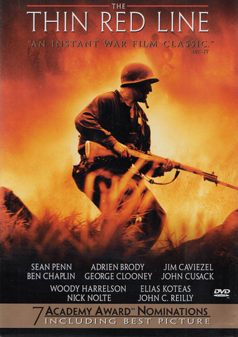 The Thin Red Line DVD Movie