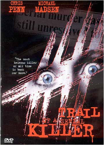 Trail of a Serial Killer DVD Movie