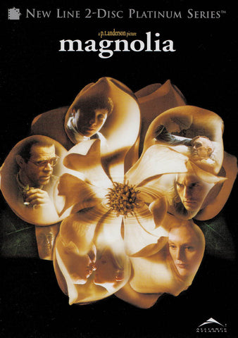 Film DVD Magnolia (New Line 2-Disc Platinum Series)