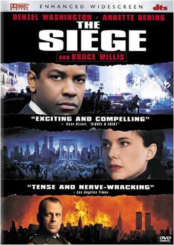 The Siege (Enhanced Widescreen) DVD Movie
