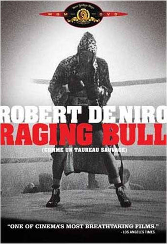 Raging Bull (Couverture blanche) (Bilingue) DVD Film