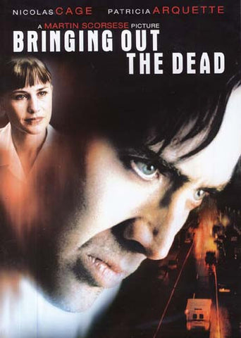 Bringing Out the Dead DVD Movie