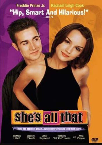 She's All That DVD Movie