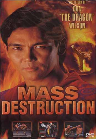 Film de destruction massive DVD