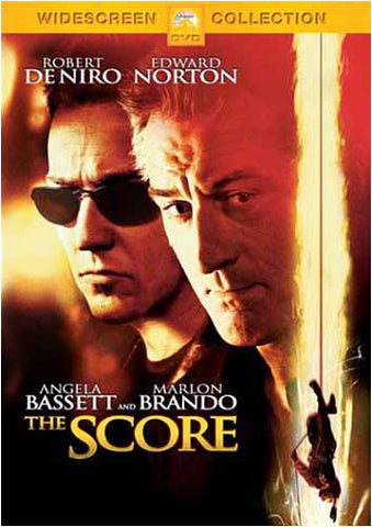 The Score DVD Movie